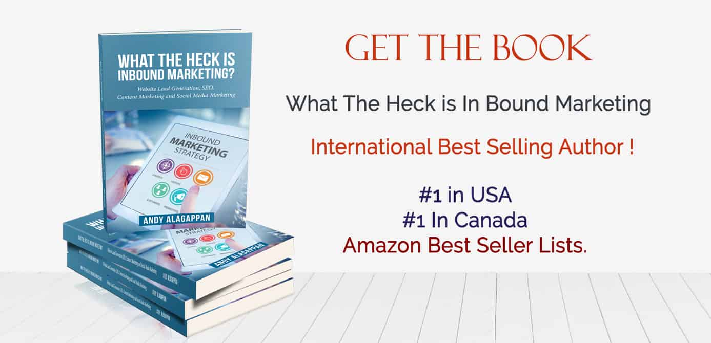 what the heck is inbound marketing . the book